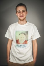 Fail better! t-shirt męski Slavoj Žižek