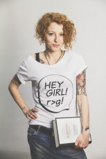 Hey girl! t-shirt damski Thomas Piketty