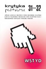 Krytyka Polityczna nr 31-32: Wstyd