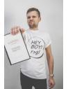 Hey boy! t-shirt męski Thomas Piketty