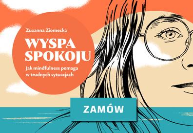 Zuzanna Ziomecka: Wyspa Spokoju